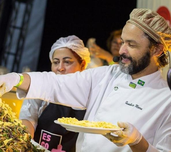 Chef Humberto Marra