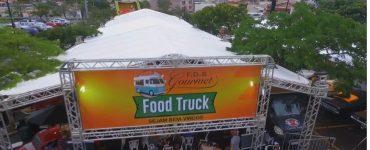 Festival Gourmet reúne gastronomia e carros antigos