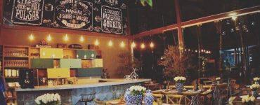 Restaurante do Salvatores Hotel Boutique em Goiânia. (Foto: divulgação)
