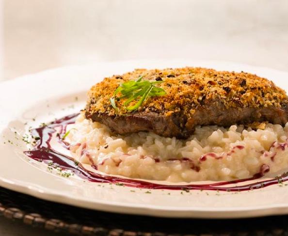 Restaurante italiano Enzo tem pratos clássicos | Foto:Divulgação