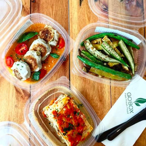 Pratos saudáveis do Go Box estão prontos para consumir | Foto:Divulgação