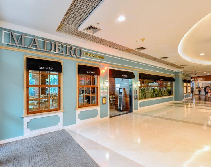 Restaurante Madero do Goiânia Shopping passou por modernização   Foto: Gerson Lima / Divulgação