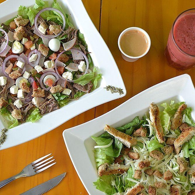 Ateliê da Salada tem duas unidades em Goiânia | Foto: Divulgação