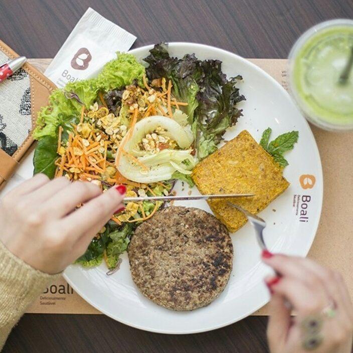 Boali tem comida saudável no Shopping Flamboyant, em Goiânia | Foto:Divulgação