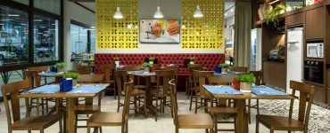 Espaço do Clô Café Criativo em Goiânia | Foto: Edgar Cesar