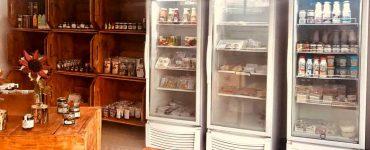 Açougue vegano: loja Box Veg tem opções sem origem animal, em Goiânia   Foto: Divulgação