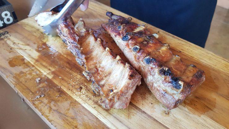 Rodízio de carnes da JP Steakhouse em Goiânia | Foto: Luísa Gomes/Mais Cinco