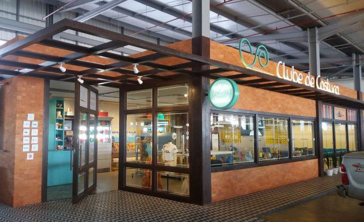 Clô Café Criativo é anexo ao Clube da Costura | Foto: Divulgação