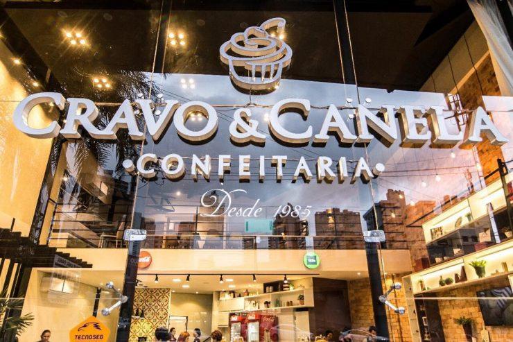 Nova unidade a Cravo e Canela fica na Avenida Jamel Cecílio, em Goiânia | Foto: Divulgação