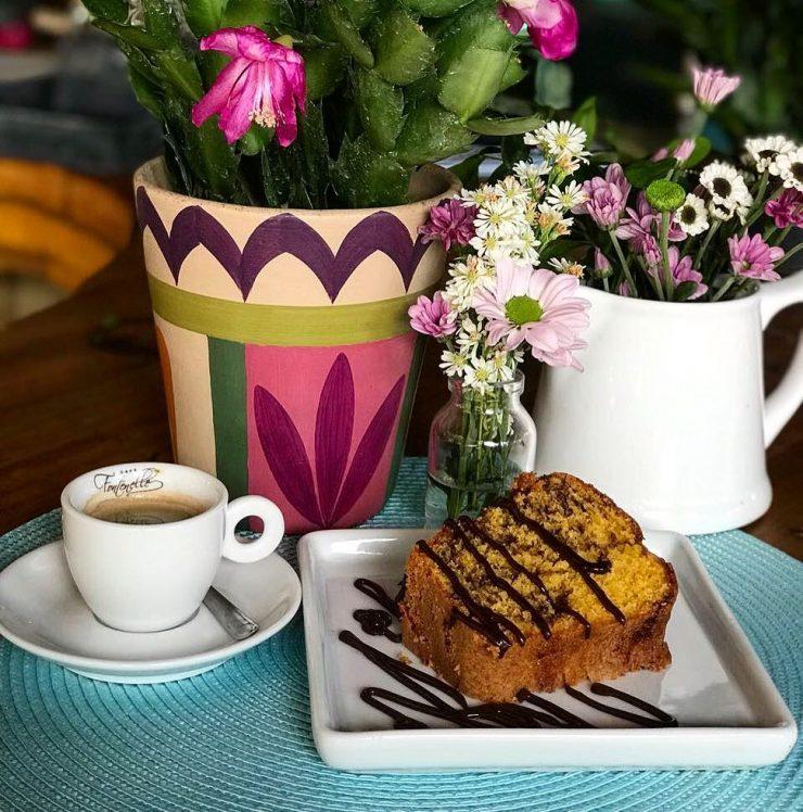 Café D Coração é opção de cafeteria em Goiânia | Foto: Divulgação