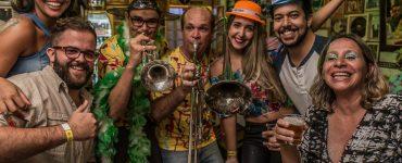 Carnaval do Bar Glória é um dos mais tradicionais de Goiânia | Foto: Divulgação/Glória