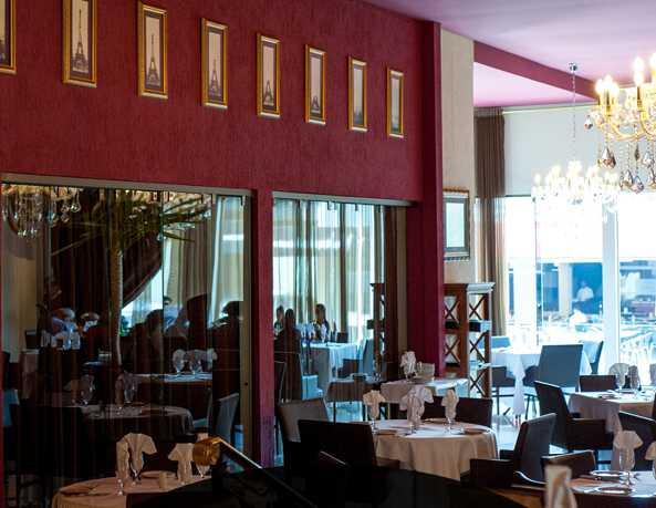 Restaurante L'Etoile D'Argent em Goiânia | Foto: Divulgação