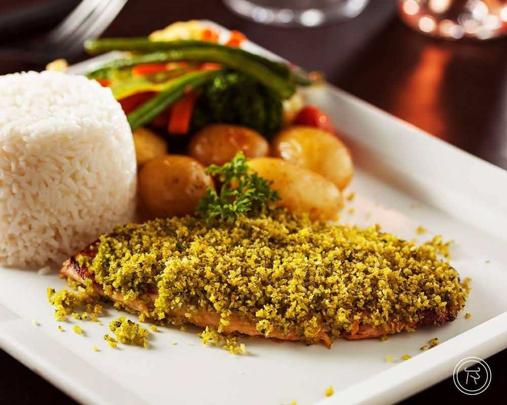 No Caseratto, menu executivo tem opção de peixes para quem evita carne vermelha na Quaresma | Foto: Divulgação