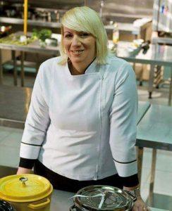 Chef Valérie Lafay é responsável pela cozinha do Le Petit Bistrô, restaurante de comida francesa em Goiânia   Foto: Divulgação