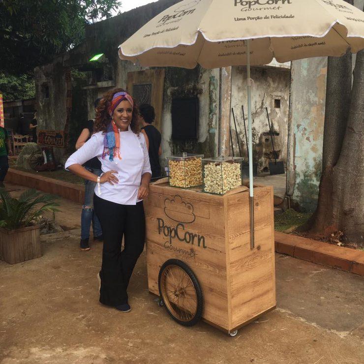 Chef e empresária Elaine Moura | Foto: Arquivo Pessoal