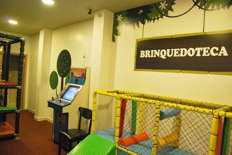 JP Steakhouse é opção de restaurante com playground em Goiânia | Foto: Divulgação
