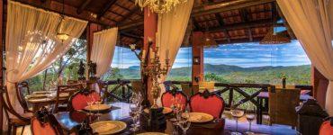 L'Alcova Chapada dos Veadeiros: restaurante está localizado em hotel boutique Pousada Inácia | Foto: Albery Santini