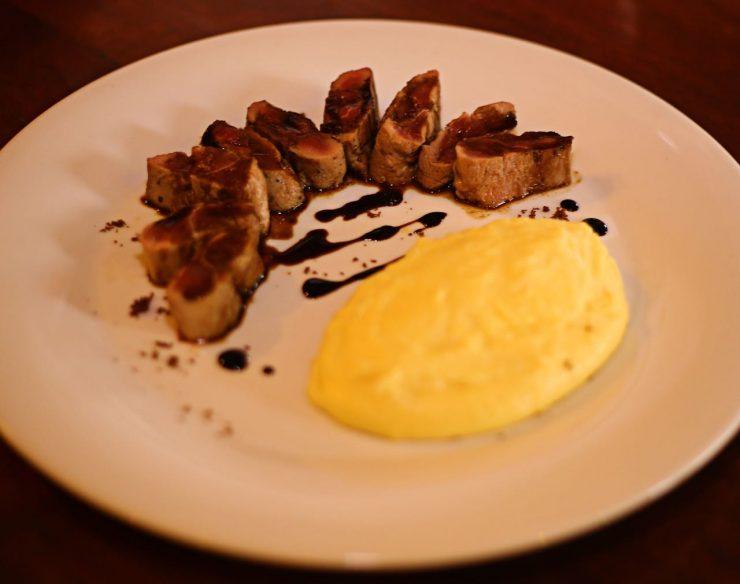 Restaurante L'Alcofa preparou menu especial para o Goût de France | Foto: Guilherme Othon