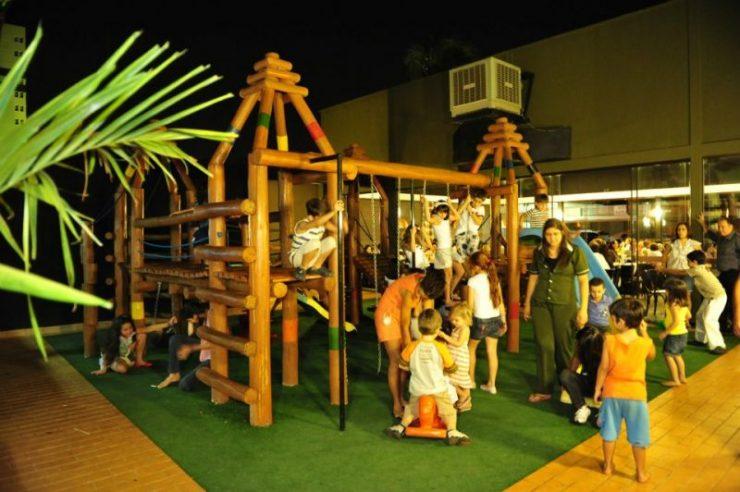 Brinquedoteca da cervejaria Mangueiras em Goiânia | Foto: Divulgação