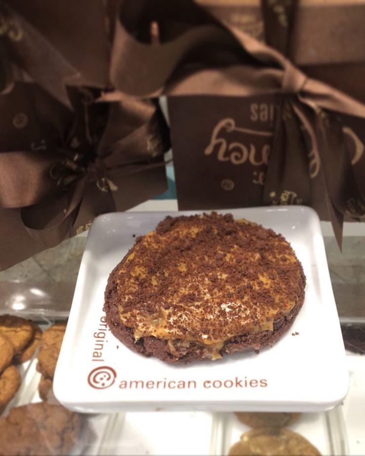 Cookie do Mr.Cheney é opção diferente de doce para a Páscoa | Foto: Divulgação