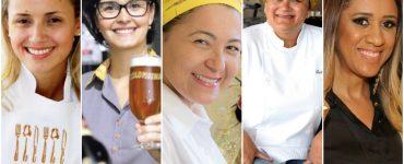 Mulheres de destaque da gastronomia goiana | Foto: Montagem/Mais Cinco