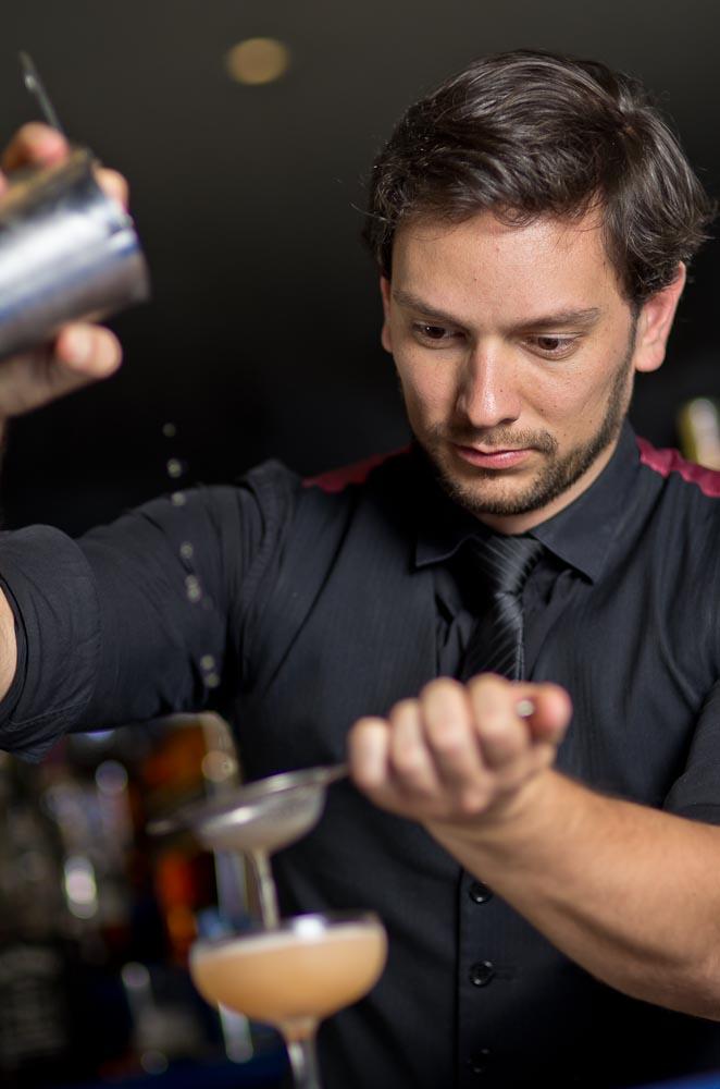 Rafael Pizanti vai preparar drinks em bar especializado em gim em Goiânia | Foto: Divulgação