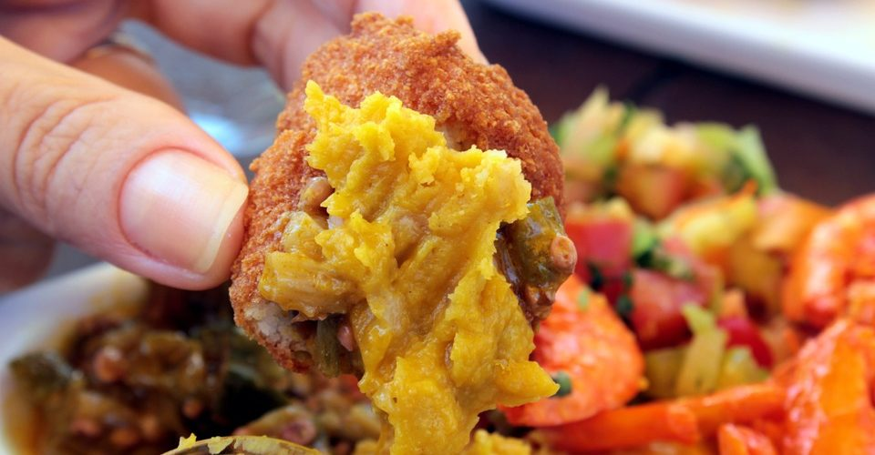 Acarajé é um dos pratos de comida nordestina que estarão disponíveis no 2º Festival TereÔxente em Terezópolis de Goiás