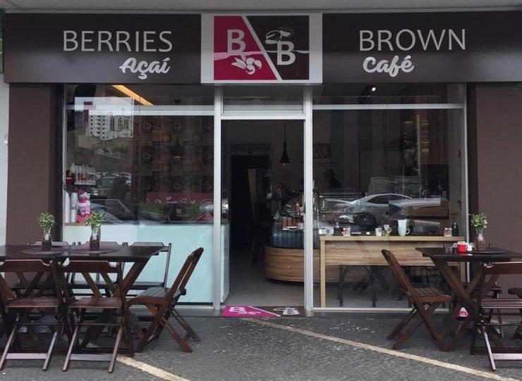 Berries and Brown: nova cafeteria em Goiânia | Foto: Divulgação