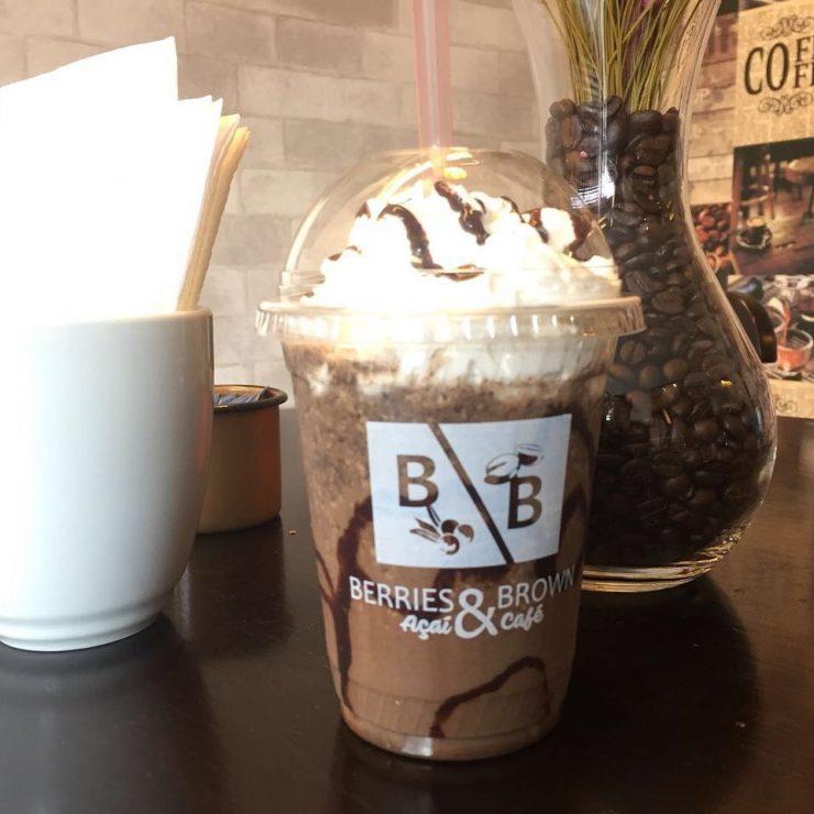 Nova opção para tomar café em Goiânia é a Berries and Brown | Foto: Divulgação