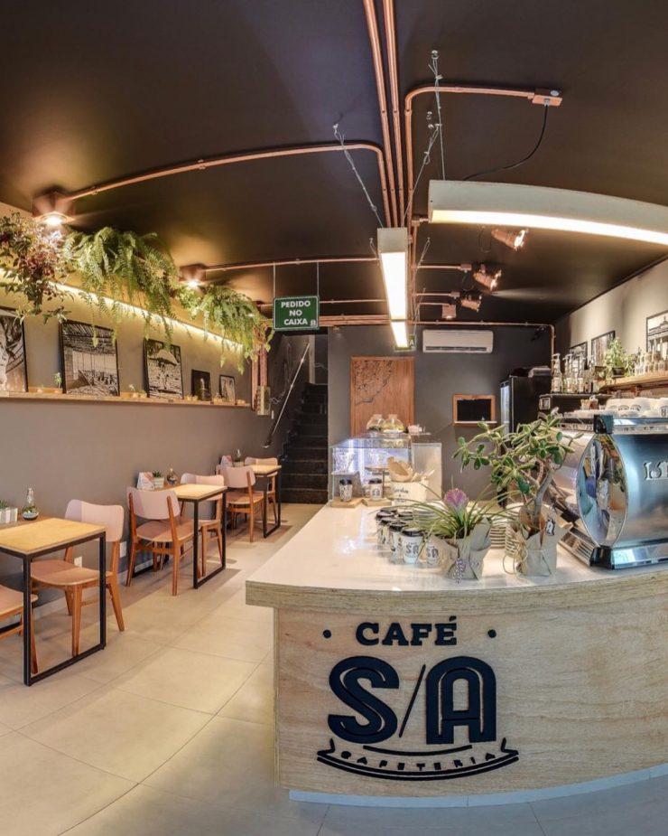 Café S/A é cafeteria charmosa em Anápolis | Foto: Divulgação