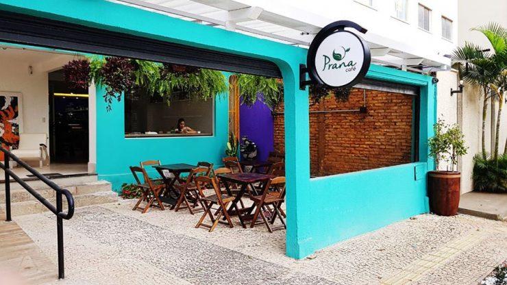 Prana Café tem comida vegetariana e é pet friendly | Foto: Divulgação