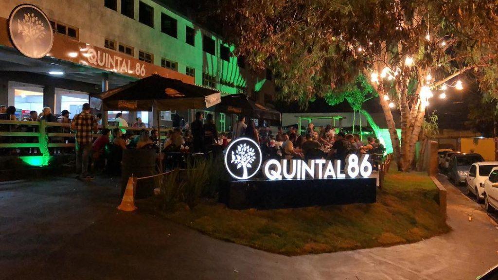 Novo bar em Goiânia: Quintal 86 fica no Setor Sul | Foto: Divulgação