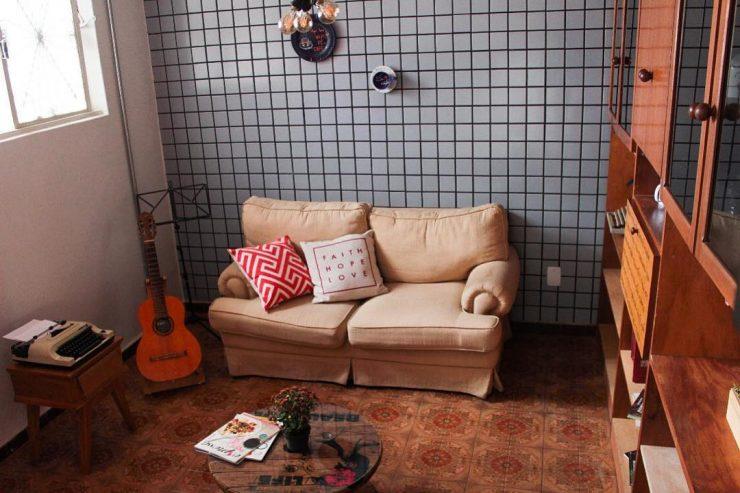 Ambiente descolado do Renga Café | Foto: Divulgação