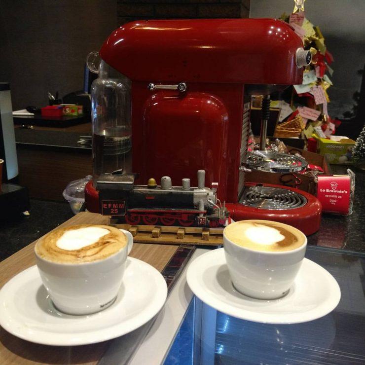 Proprietário e barista do Speciale Café é formado pelo Coffee Lab em São Paulo | Foto: Divulgação