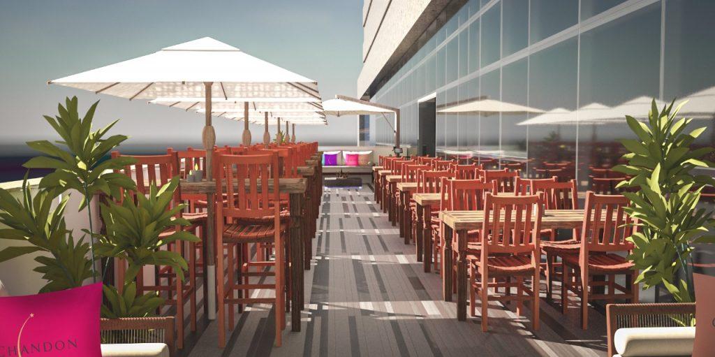 Bienna será aberto no Órion Business & Health Complex, o prédio mais alto de Goiânia | Foto: Divulgação