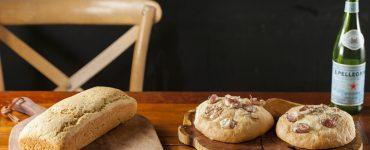 Viela Gastronômica tem pães artesanais para levar pra casa | Foto: Divulgação