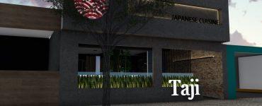 Taji Japanese Cuisine: novo restaurante de comida japonesa em Goiânia | Foto: Divulgação