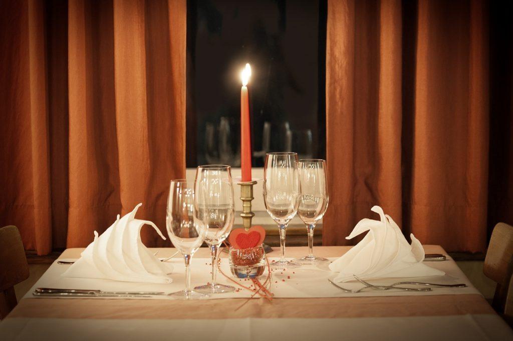 Dicas para jantar de Dia dos Namorados em Goiânia