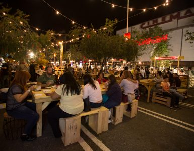 Food Garden reúne restaurantes e food trucks no Shopping Flamboyant | Foto: Divulgação
