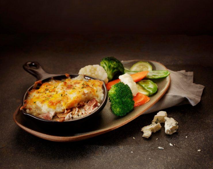 Steak Au Gratin é novo prato executivo do Outback | Foto: Divulgação