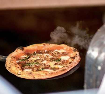 Artesano Pizza e Pesto | Foto: Layza Vasconcelos/Divulgação