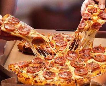 Domino's Pizza fa promoção no Dia da Pizza | Foto: Divulgação