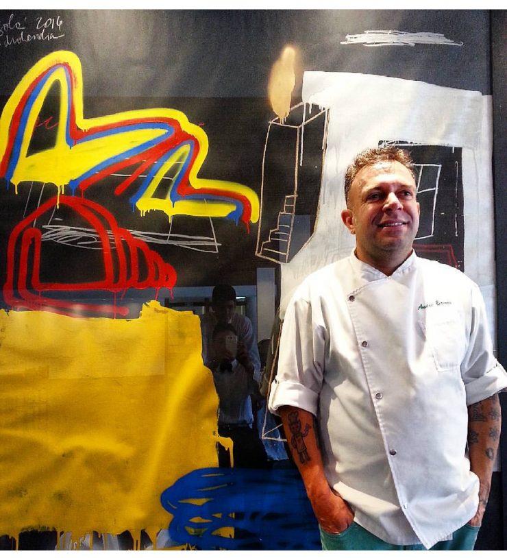 André Barros está na programação da Temporada Gourmet do Goiânia Shopping   Foto: Divulgação