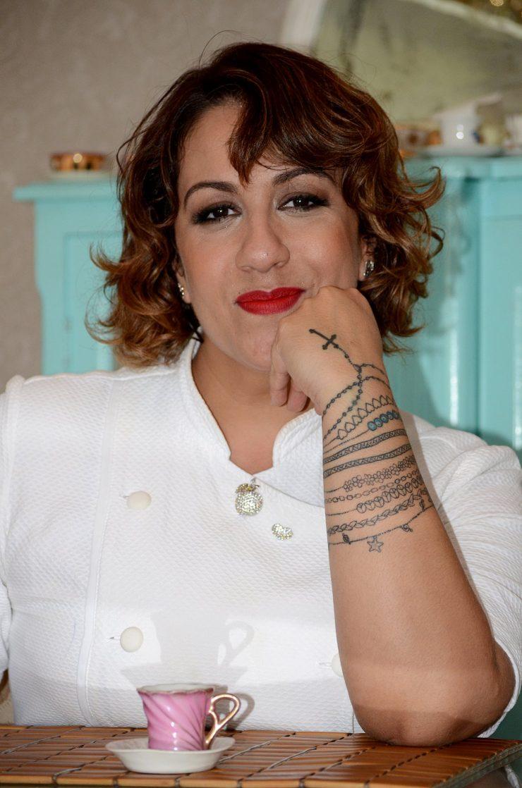 Emiliana Azambuja está na programação da Temporada Gourmet do Goiânia Shopping   Foto: Divulgação