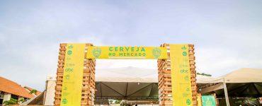 Festival de cerveja artesanal Cerveja no Mercado ocorre na Cidade de Goiás | Foto: Divulgação