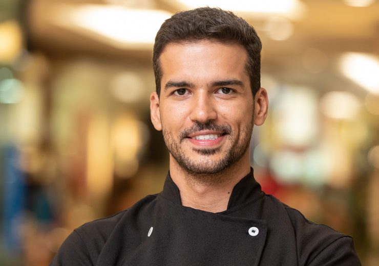 Vinícius Rossignoli está na programação da Temporada Gourmet do Goiânia Shopping   Foto: Divulgação