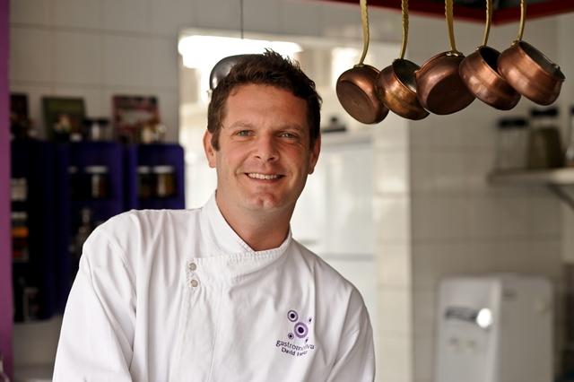 Chef David Hertz também será atração no 32º Encontro Nacional da Abrasel em Goiânia | Foto: Divulgação