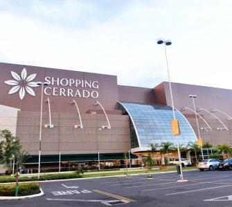 Fachada do Shopping Cerrado em Goiânia | Foto: Luciana Moreira David