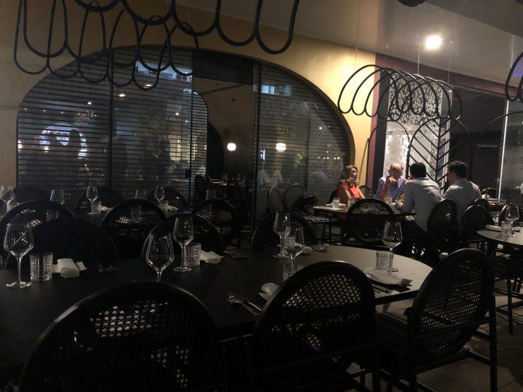 Exterior do restaurante Chez Monino em Goiânia | Foto: Luísa Gomes