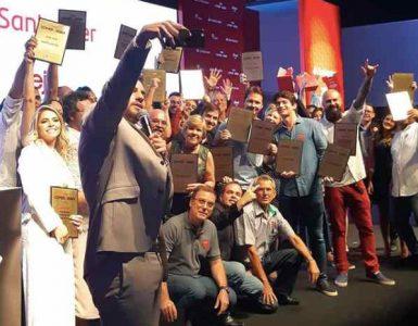 Vencedores do prêmio Beja Comer & Beber Goiânia 2018 | Foto: Veja